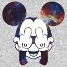 Mickey Nebula Head VIII by JohnnySilva