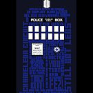 Tardis  by tmwilson