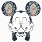 Mickey Liberty Head IV by JohnnySilva