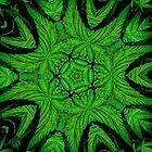 Mean Green Fractal by FloraDiabla