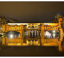 Firenze - Ponte Vecchio by Matthieu PANNIER