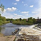 The Weir @ Boroughbridge by John (Mike)  Dobson