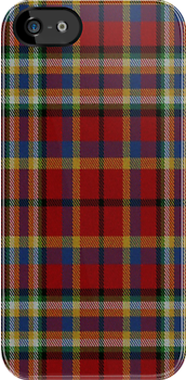 02325 Maricopa County, Arizona E-fficial Fashion Tartan Fabric Print Iphone Case by Detnecs2013
