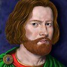 Henry II by marksatchwillart