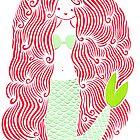 Mermaid by jadelaura