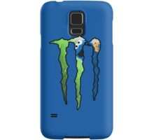Cookie Monster Samsung Galaxy Case/Skin