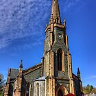 Penninghame Parish Church by Tom Gomez