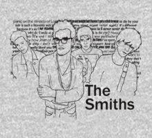 The Smiths (Band & Lyrics) by wholockism