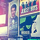 How To Succeed Times Square by LauraWoollin