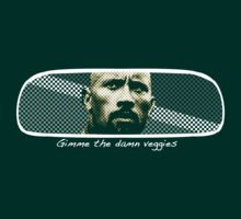 Gimme The Damn Veggies by Kilick
