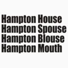 Kanye West - New Slaves - Hampton house / spouse / blouse / mouth by tmiller9909