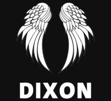 Dixon Angel Wings - White Edition by ausreedusgirls