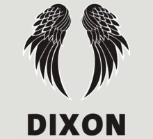 Dixon Angel Wings - Black Edition by ausreedusgirls
