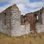 St. Mary's Anglican Church ruin, Yarra, NSW  by DashTravels