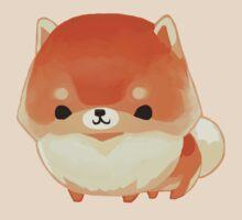 Doodle Study: Pomeranian by Elda The