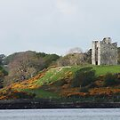Portaferry Castle by takoda93