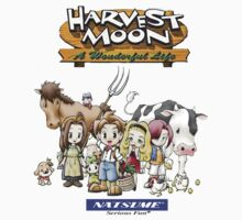 Harvest Moon (AWL)  by ibleedrainbows