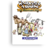 Harvest Moon (AWL)  Metal Print