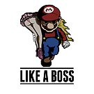 Boss Mario by Harry Martin