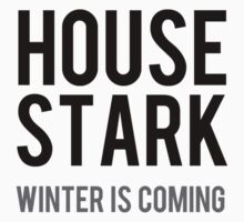 House Stark by ItsJeff