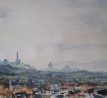 My Edinburgh by Ross Macintyre