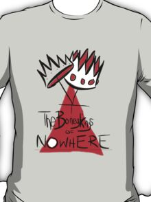 The Boney Kings of Nowhere Crowns T-Shirt