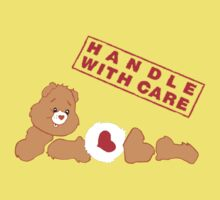 Handle With Carebear by GateGraffiti