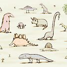 Dinosaurs by Sophie Corrigan