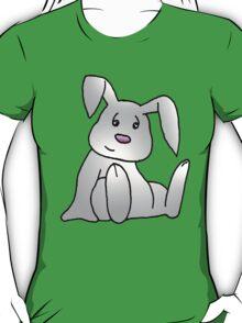 White Bunny Rabbit T-Shirt