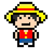 Monkey D. Luffy by ricnet