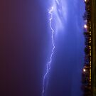 Lightning Streak by David Stockinger