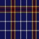 02373 De Grussa Tartan Fabric Print Iphone Case by Detnecs2013
