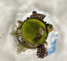 Irish Church Ruin 360° by Brian  Dwyer