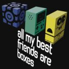 All My Best Friends Are Boxes by Sirkib