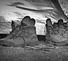 Boot Camp by myraj