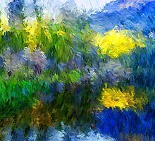 Spring Lake Impressions by Doreen Erhardt
