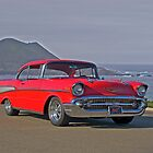 1957 Chevrolet Bel Air Hard Top by DaveKoontz
