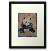 Cigarette Break Framed Print