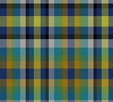02381 Milwaukee County, Wisconsin E-fficial Fashion Tartan Fabric Print Iphone Case by Detnecs2013