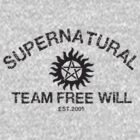 Team Free Will by behindsky