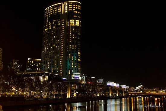 Crown Casino Melbourne by Davisoncraig