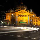 Flinders Street Station 1 by Davisoncraig