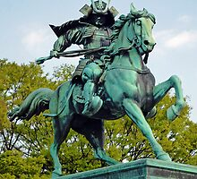 Samurai Warrior by DarthIndy
