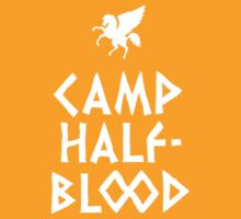 Camp Half-Blood by Robin Lund