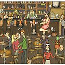 English pub by matan kohn
