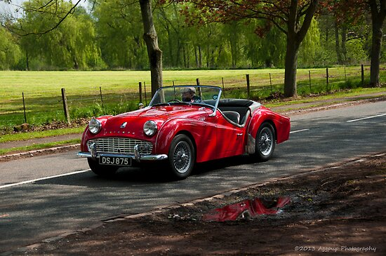 1960 TR3? by David J Knight