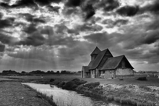 Fairfield Church by Dave Godden