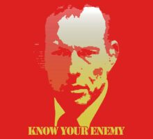 Know Your Enemy - Tony Abbott (WY Clr) by portispolitics