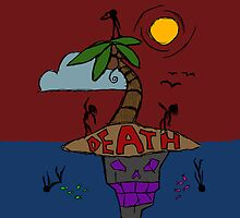 Island full of Death by CiderMan