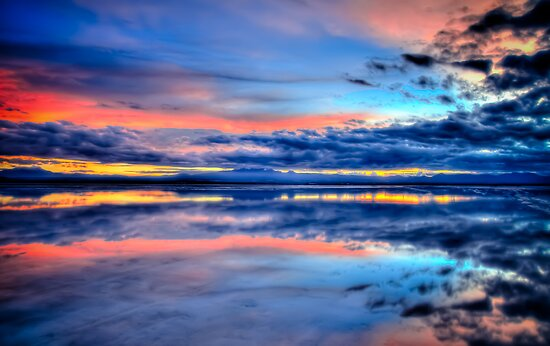 Uyuni, Bolivia by Unwin Photography